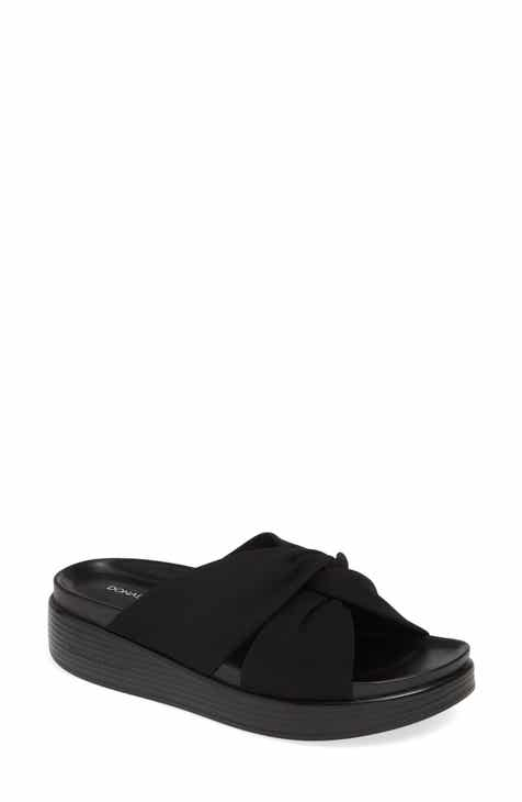 f87ee705f Donald Pliner Freea Slide Sandal (Women)