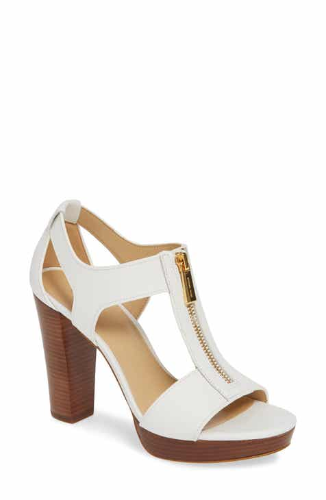 e50cd29c0 MICHAEL Michael Kors  Berkley  T-Strap Sandal (Women)