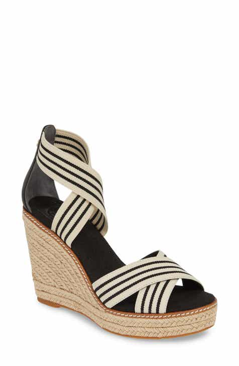 7b2025dcada94 Tory Burch Frieda Espadrille Wedge Sandal (Women)
