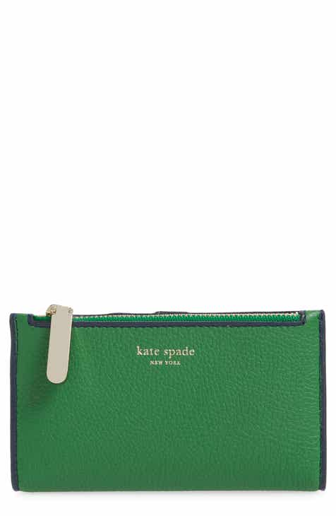679eee5f20c3 kate spade new york sam leather bifold wallet