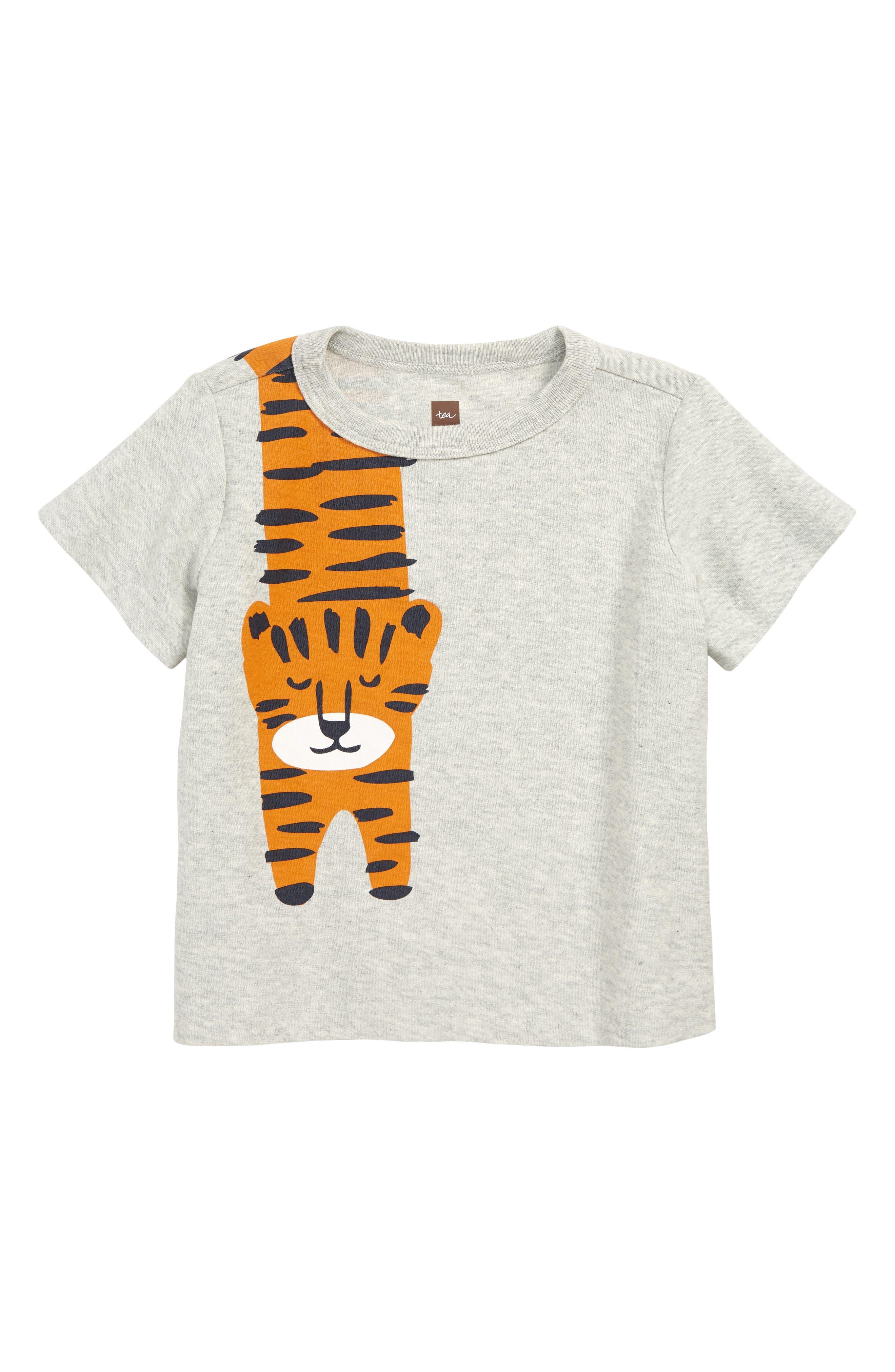 9b01ceef Baby Boy Grey Shirts & Tops: Poplin, Print & Flannel | Nordstrom
