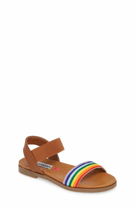 8834d3257df Steve Madden JDell Rainbow Sandal (Little Kid   Big Kid)