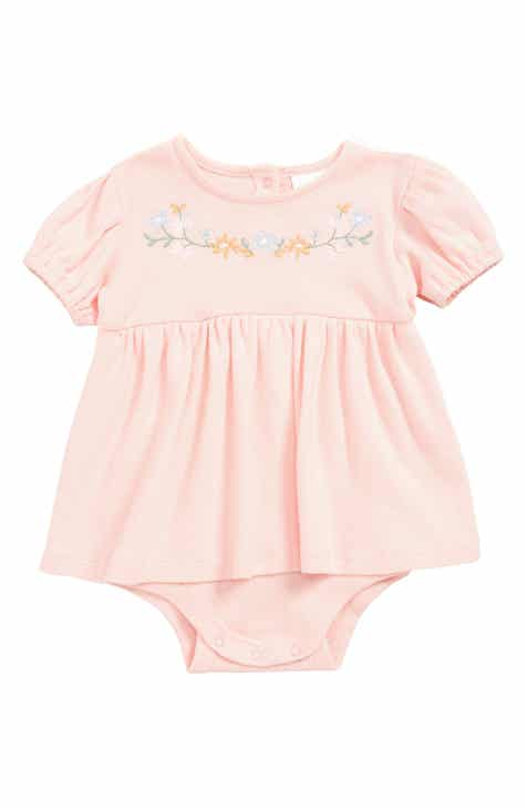 f9e6fb968 Baby Girls' Clothing: Dresses, Bodysuits & Footies | Nordstrom