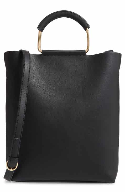 Trouvé Payton Convertible Faux Leather Tote 8166526cecb28