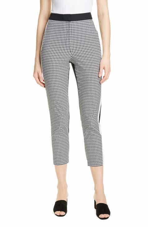 Karen Millen Colorblock Crop Trousers by KAREN MILLEN