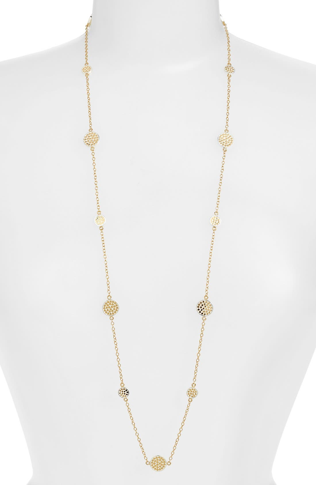 Anna Beck 'Gili' Long Station Necklace (Nordstrom Exclusive)