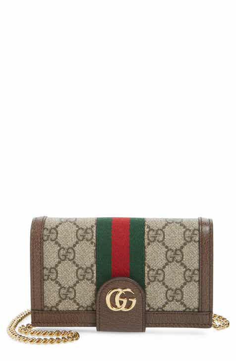 d083a3176d3e12 Gucci Ophidia iPhone X Folio Crossbody
