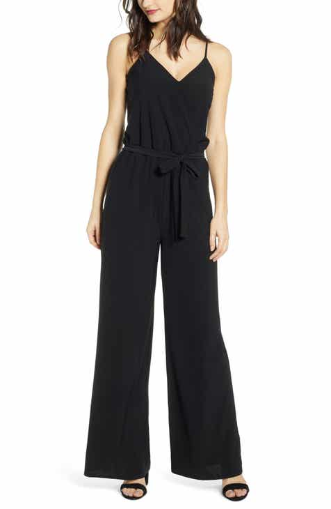 Chelsea28 Side Tie Jumpsuit by CHELSEA28