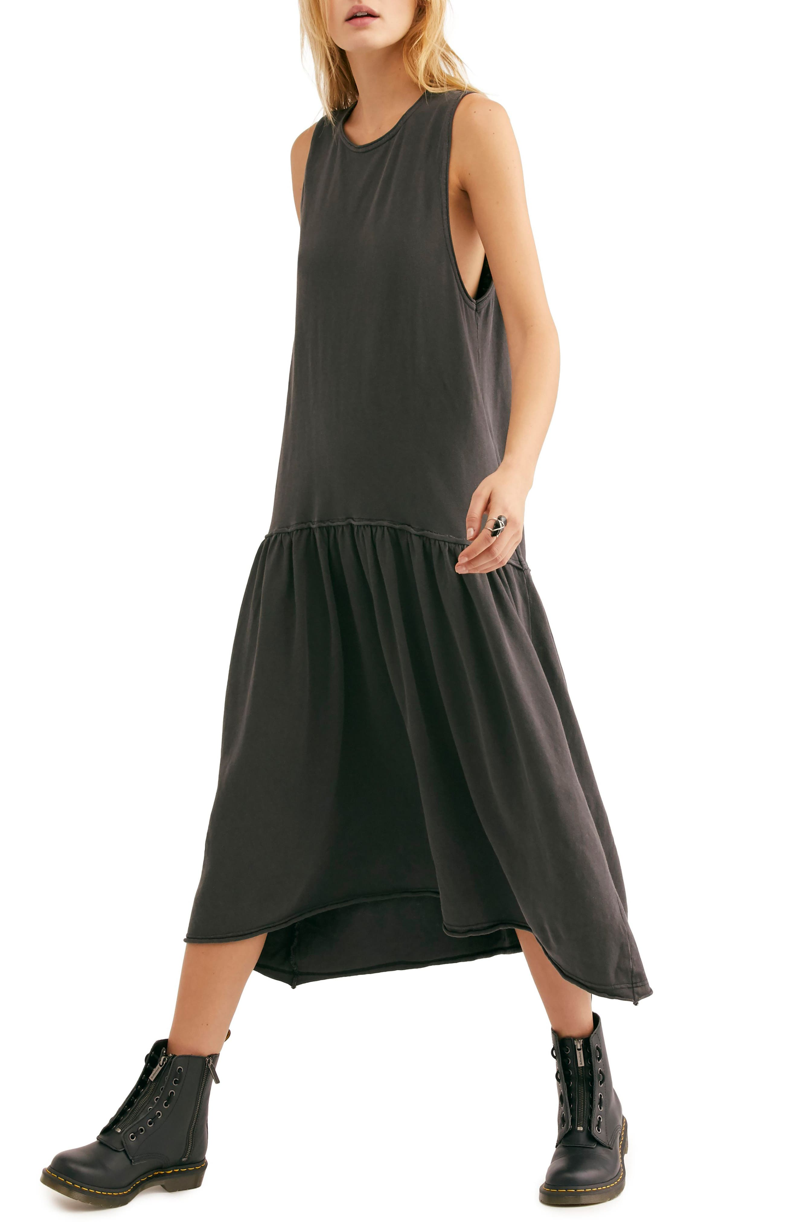 Endless Summer By Free People Drop Waist Midi Dress Coupon Code