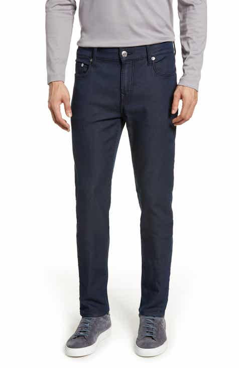 f2f603775c True Religion Brand Jeans Rocco Skinny Fit Jeans (Ace Blue)