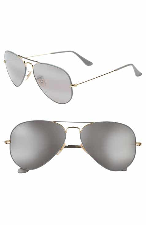 0588a8aaca2 Ray-Ban Original Aviator 58mm Sunglasses