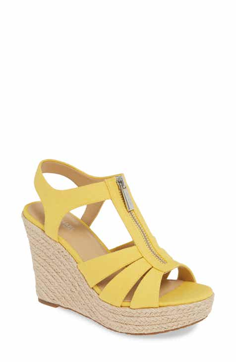 28924577a MICHAEL Michael Kors Berkley Platform Wedge (Women)