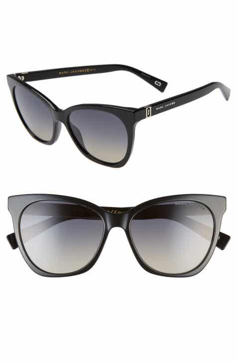 dcad580d2a9c MARC JACOBS 56mm Gradient Cat Eye Sunglasses. Sale:$84.90