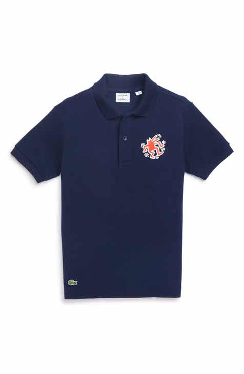 cce3f8e82 Lacoste x Keith Haring Graphic Polo (Toddler Boys