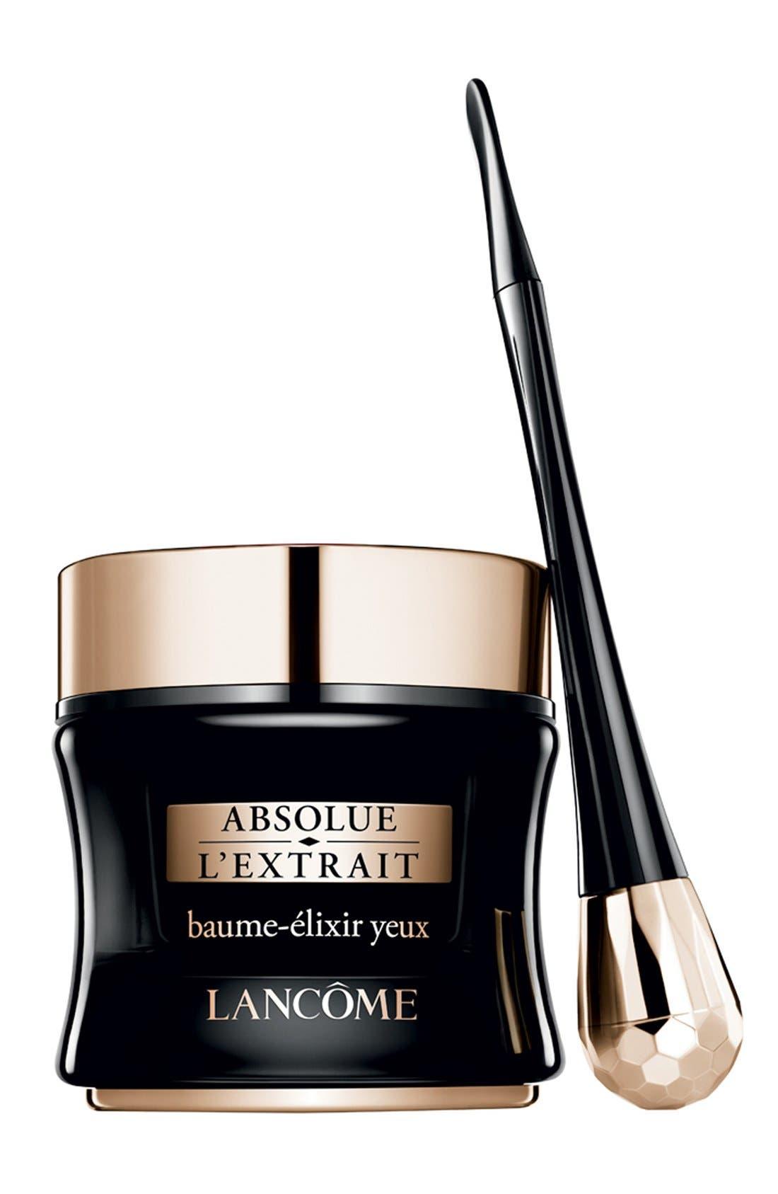 Lancôme Absolue LExtrait Ultimate Eye Contour Elixir