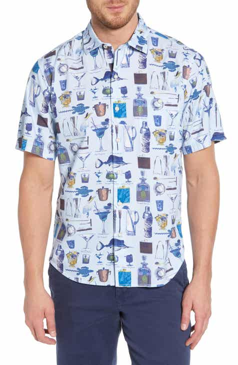 edd2ea8c Tommy Bahama Well Stocked Classic Fit Sport Shirt