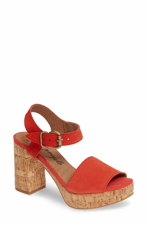 e12f2d18089 Free People Brooke Platform Sandal (Women)