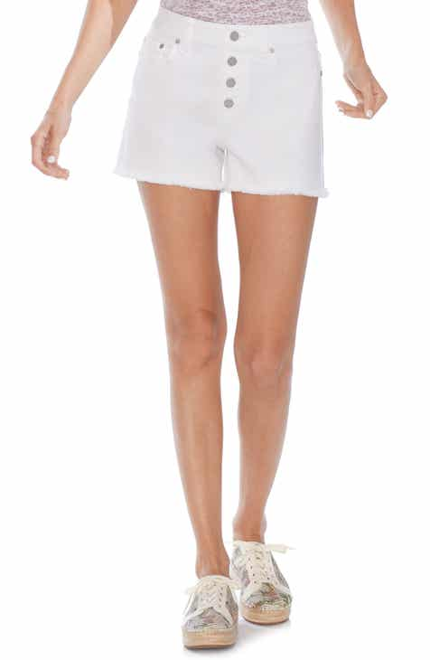 Vince Camuto High Waist Cutoff Shorts by VINCE CAMUTO