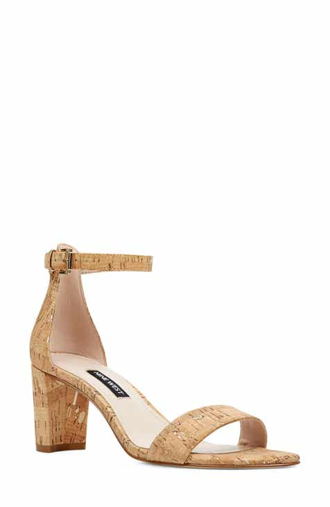 2c3cb858e Nine West Pruce Ankle Strap Sandal (Women)