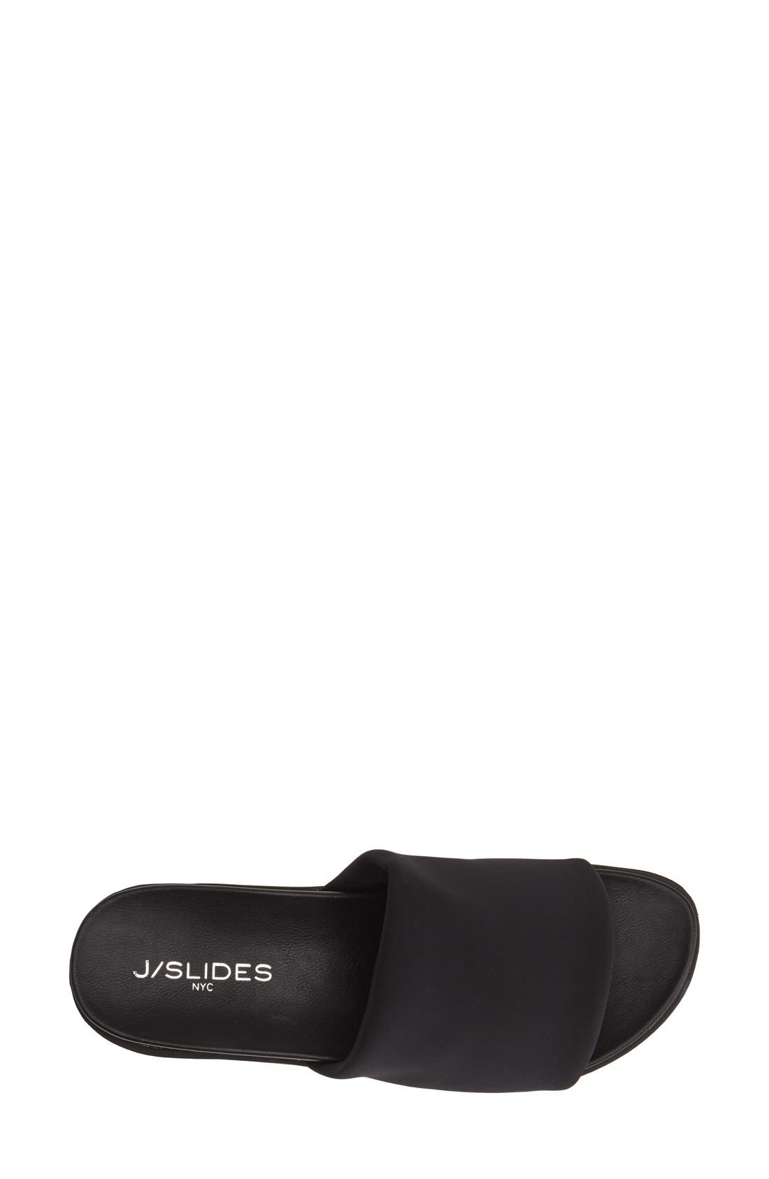 Alternate Image 3  - JSlides 'Telly' Flatform Slide Sandal (Women)