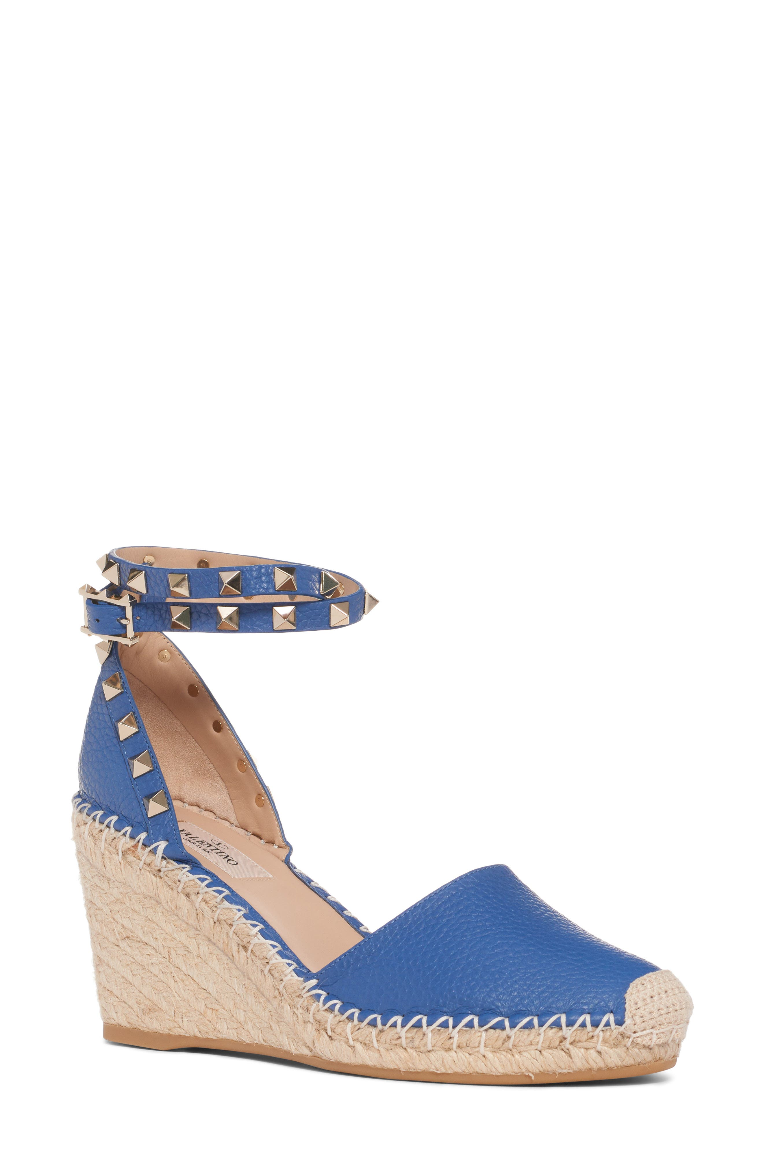 52a709b9d15 Valentino Women s Blue Shoes