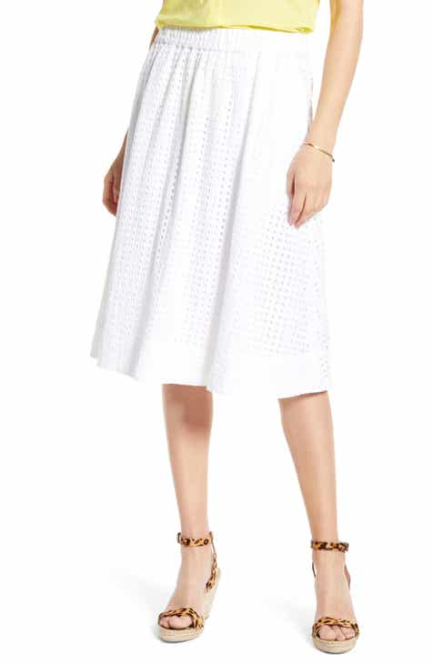 kate spade new york button front denim skirt by KATE SPADE NEW YORK