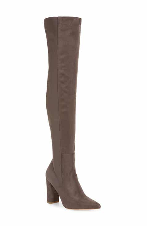637b05b30f42 Steve Madden Everly Over the Knee Boot (Women)