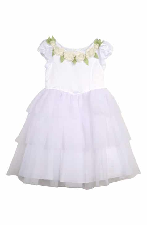 757dcf9423 Pippa   Julie Cinderella Flower Girl Dress (Toddler Girls