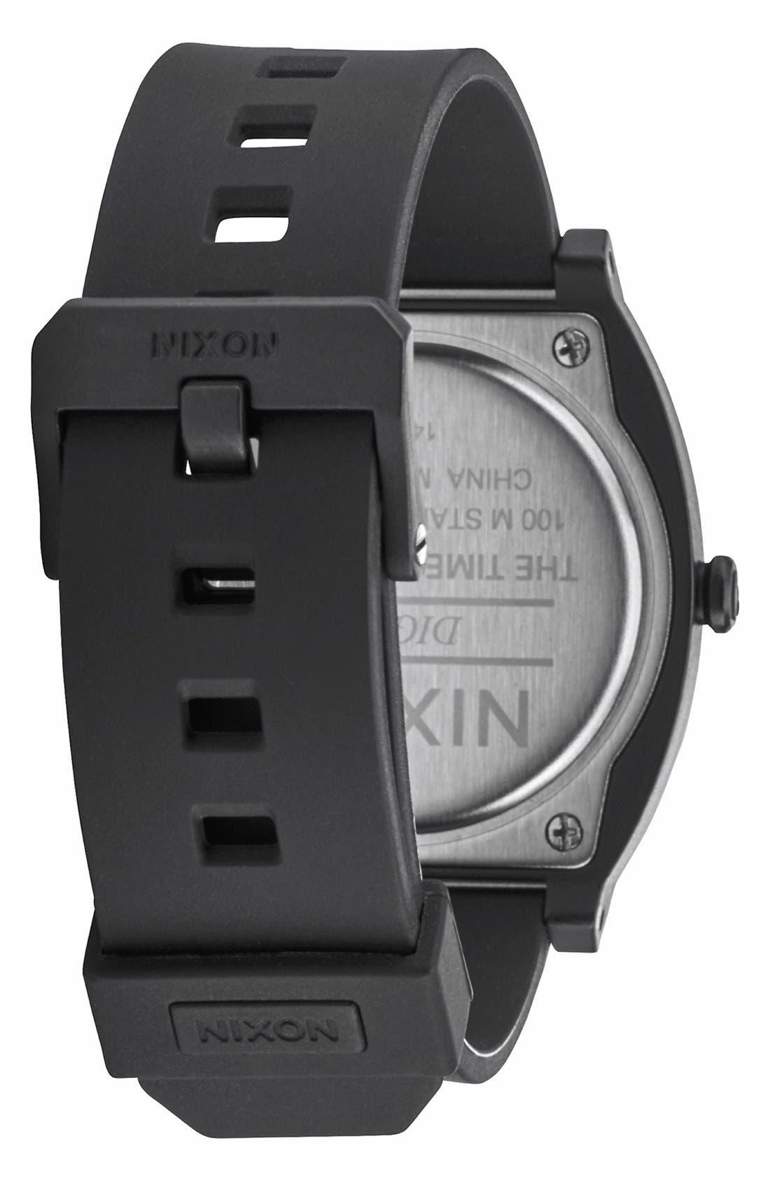 Alternate Image 2  - Nixon 'Time Teller' Digital Watch, 40mm