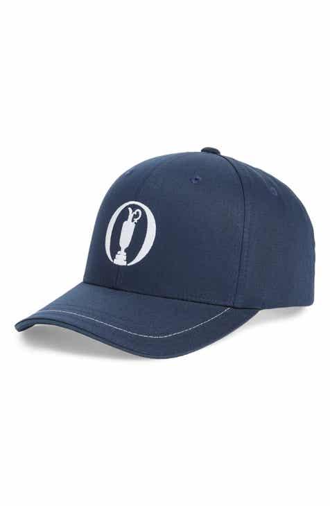 8a992f3d82161 BOSS British Open Logo Golf Cap