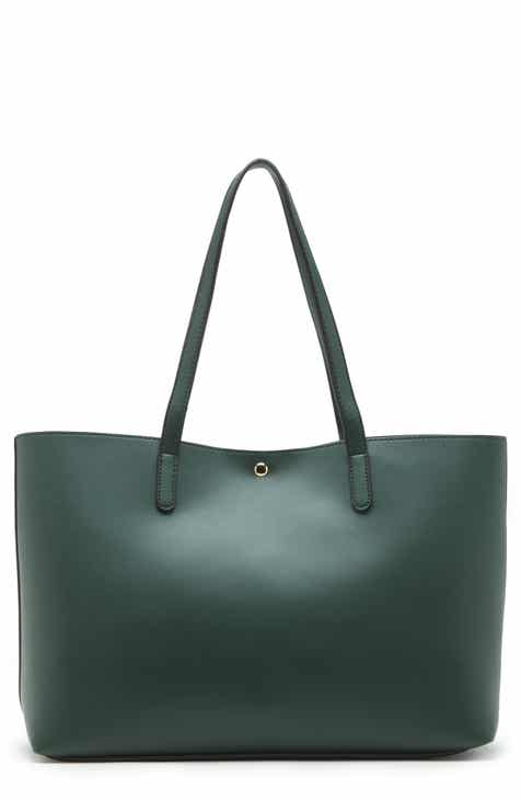 97b81cf9ff66 Sole Society Zeda Faux Leather Tote