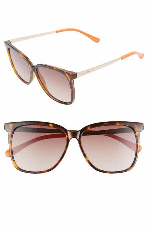 2573b534d8b5c Seafolly Whitsunday 55mm Square Sunglasses.  69.00. Product Image. TORTOISE  AQUA  BLACK ROSE