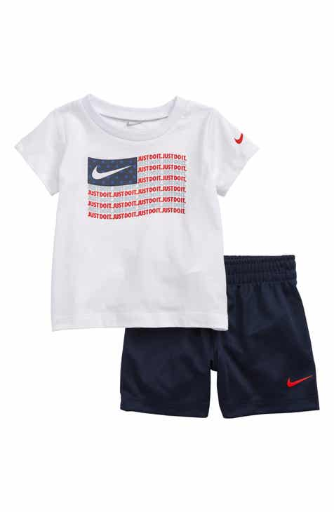 d54291942f Nike Just Do It Americana Graphic T-Shirt & Shorts Set (Baby)