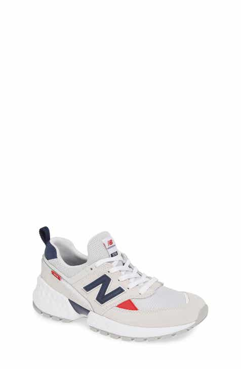 quite nice fcc4d d889f New Balance Blue Fog 574 Sneaker (Baby, Walker, Toddler, Little Kid,   Big  Kid)