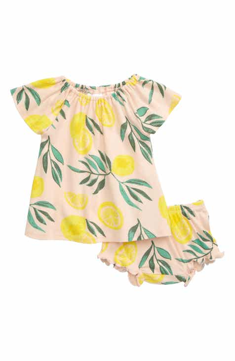 1b13ad6e81 Nordstrom Baby Everyday Lemon Print Dress (Baby)