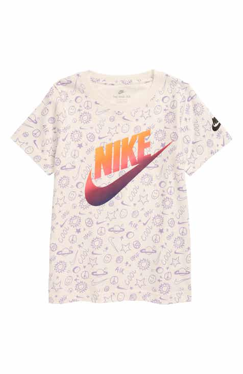 47a8f75190e Nike Futura Gradient Slanted Logo T-Shirt (Toddler Boys & Little Boys)