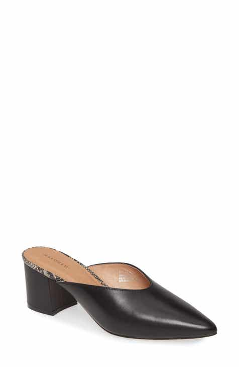 2389f7a9c Women's Pointed Toe Mules & Slides | Nordstrom