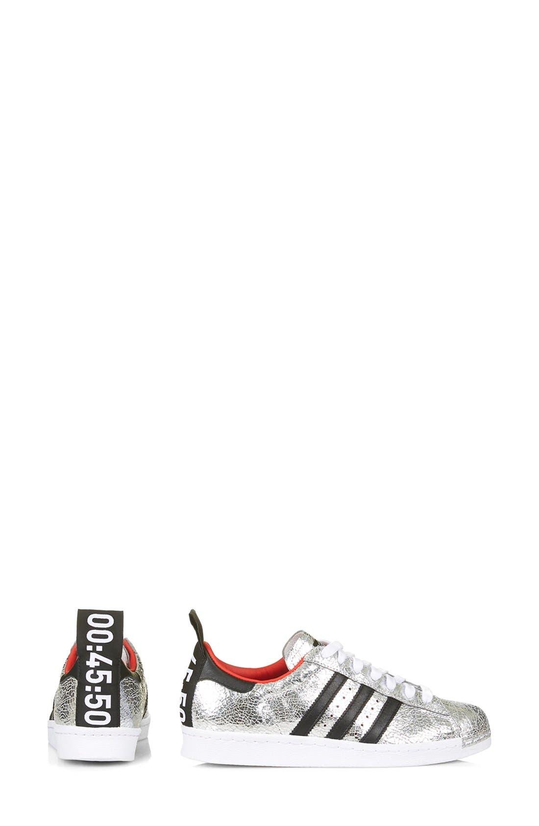 Alternate Image 5  - Topshop for adidas Originals '80s Premium Superstar' Sneaker (Women)