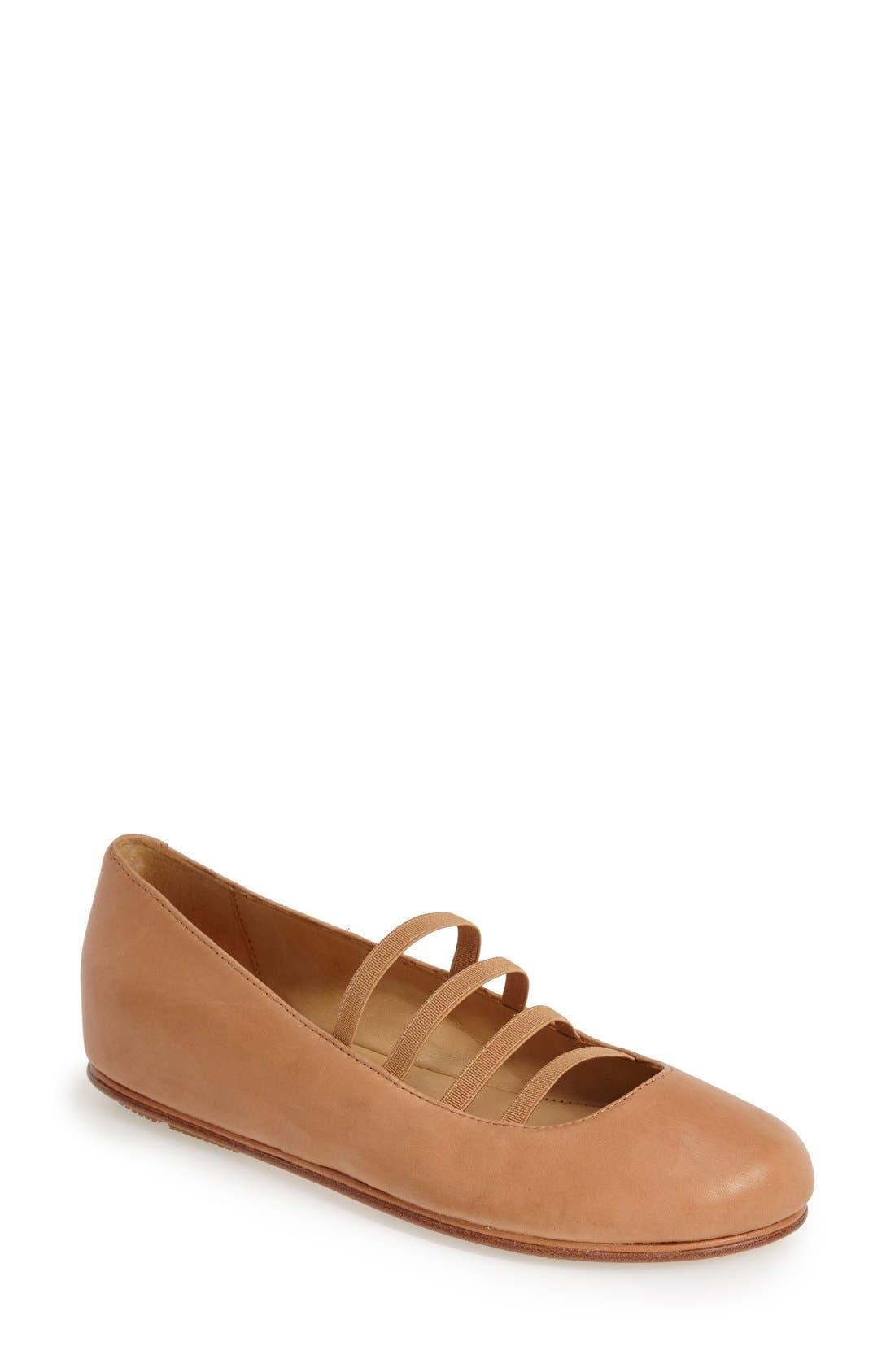 L'Amour des Pieds 'Caiden' Hidden Wedge Ballet Flat (Women)