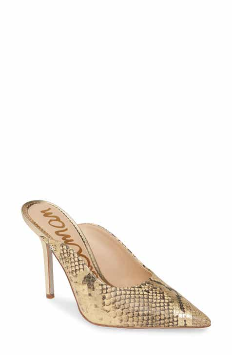 Sam Edelman Addilyn Pointed Toe Mule (Women)