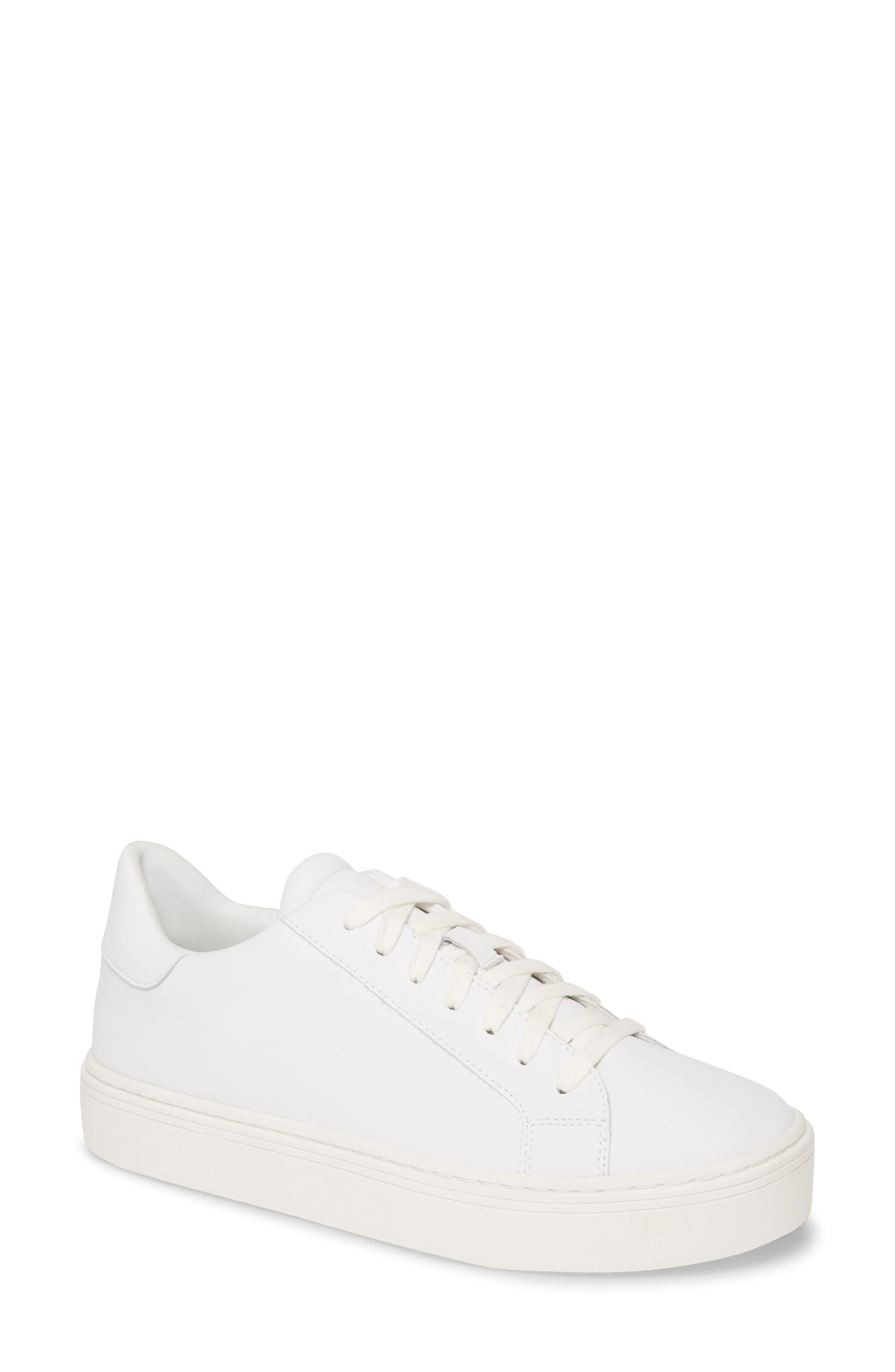 white platform sneakers nordstrom
