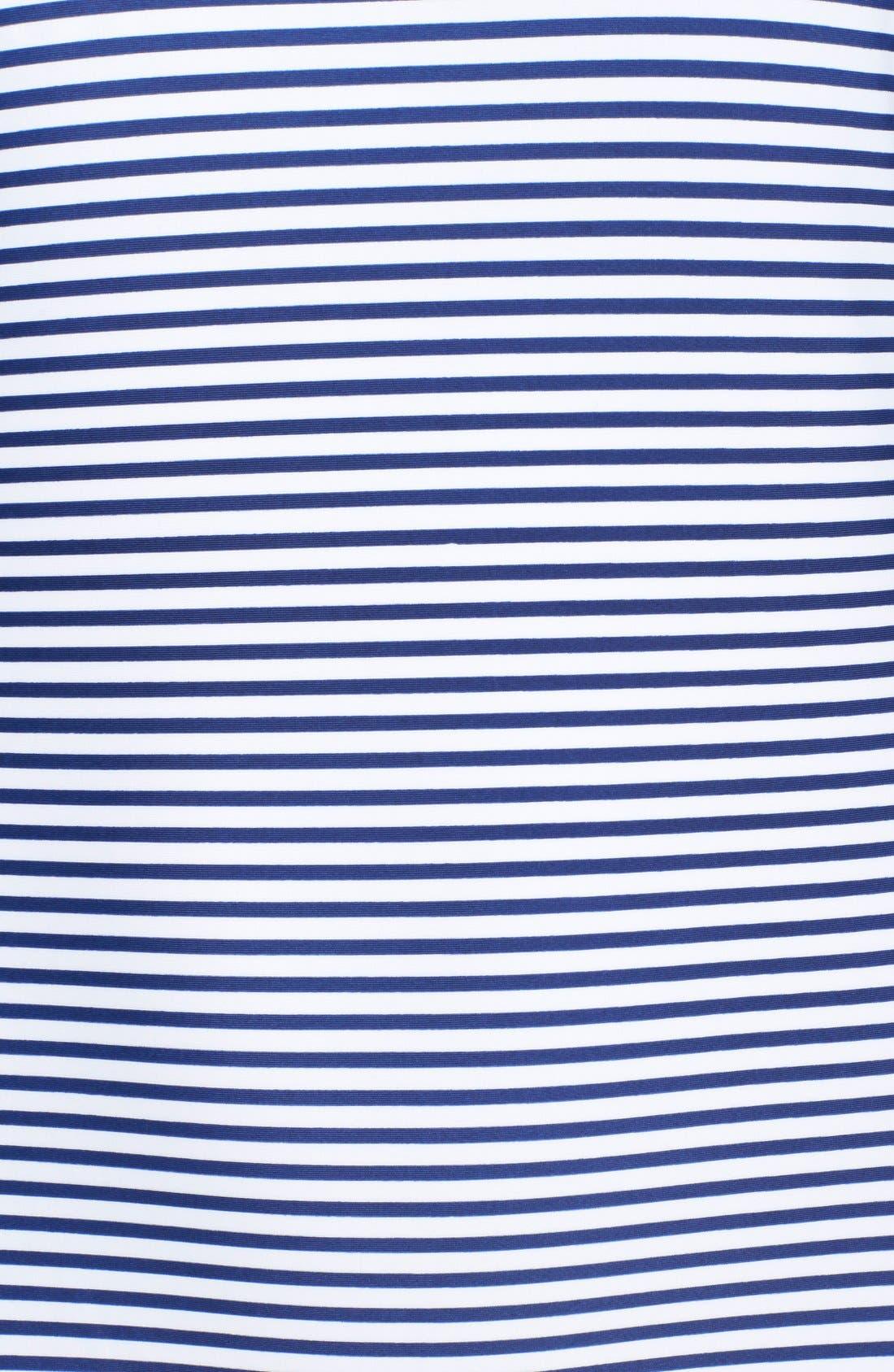 Alternate Image 3  - MINKPINK 'Sail Away' Halter Swimsuit