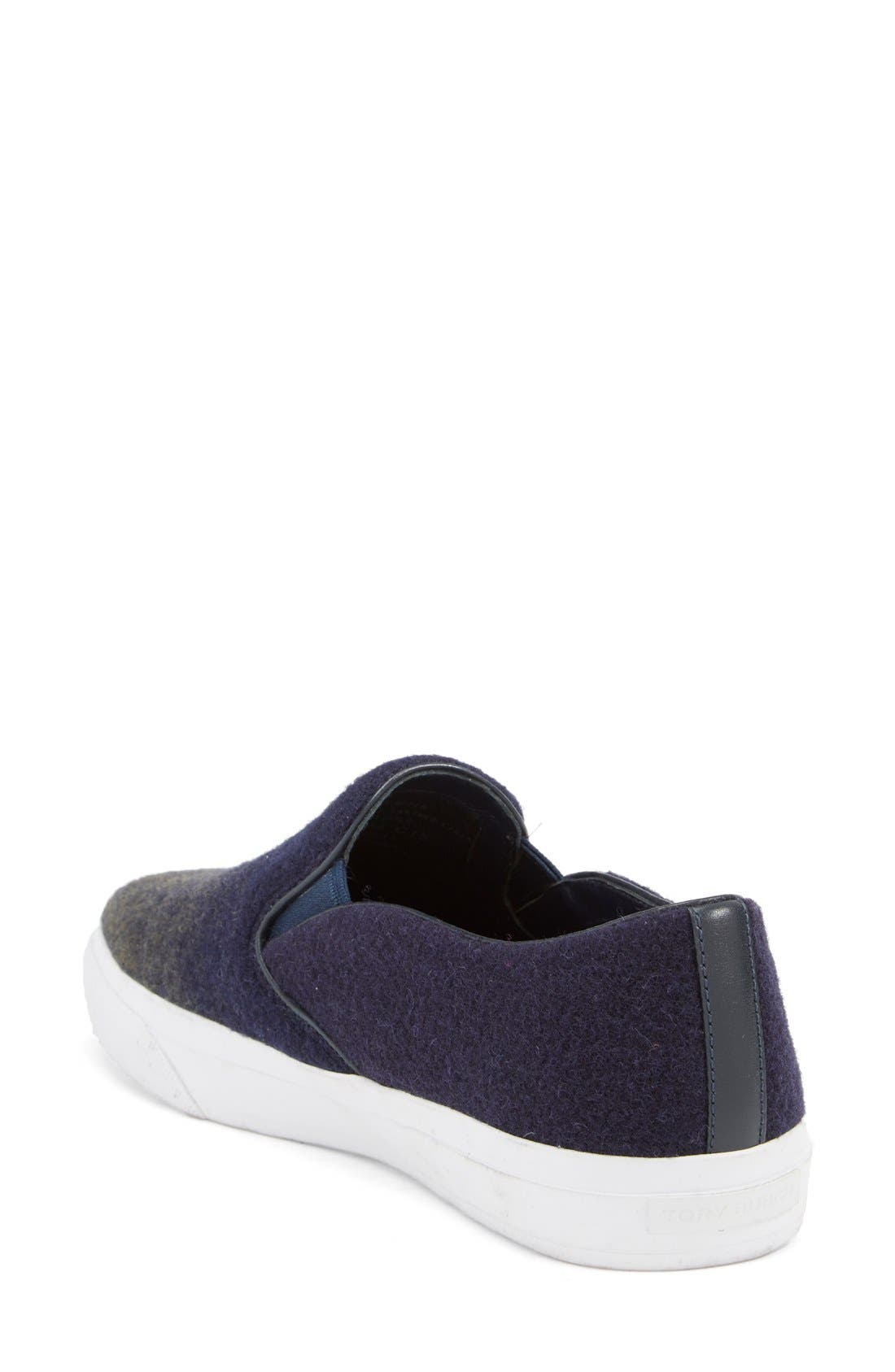Alternate Image 2  - Tory Burch 'Stardust' Slip-On Sneaker (Women)