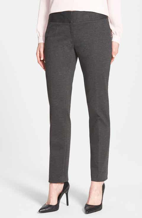 Vince Camuto Ponte Ankle Pants (Regular & Petite) Compare Price