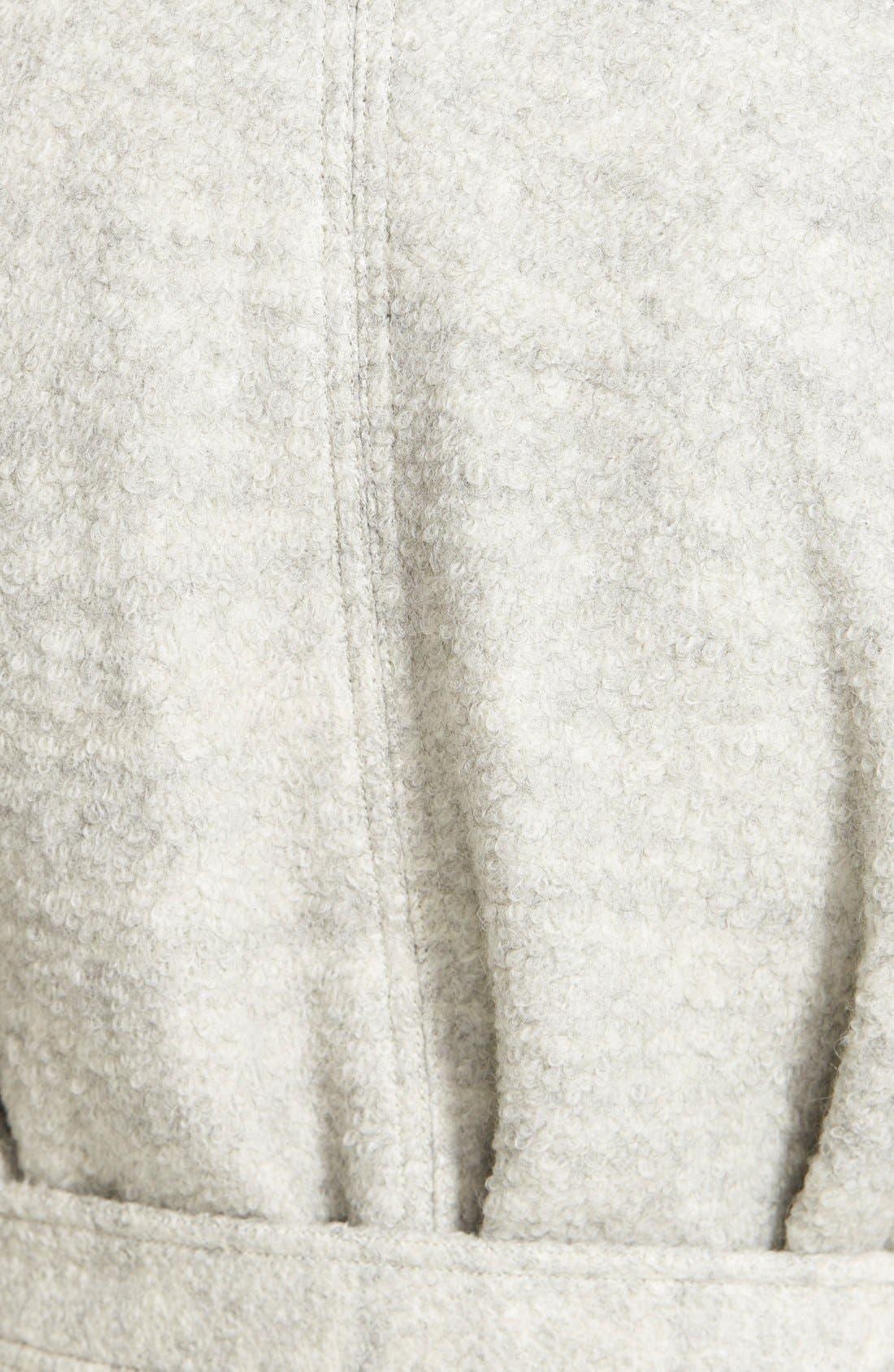 Alternate Image 3  - Jessica Simpson Belted Bouclé Cape