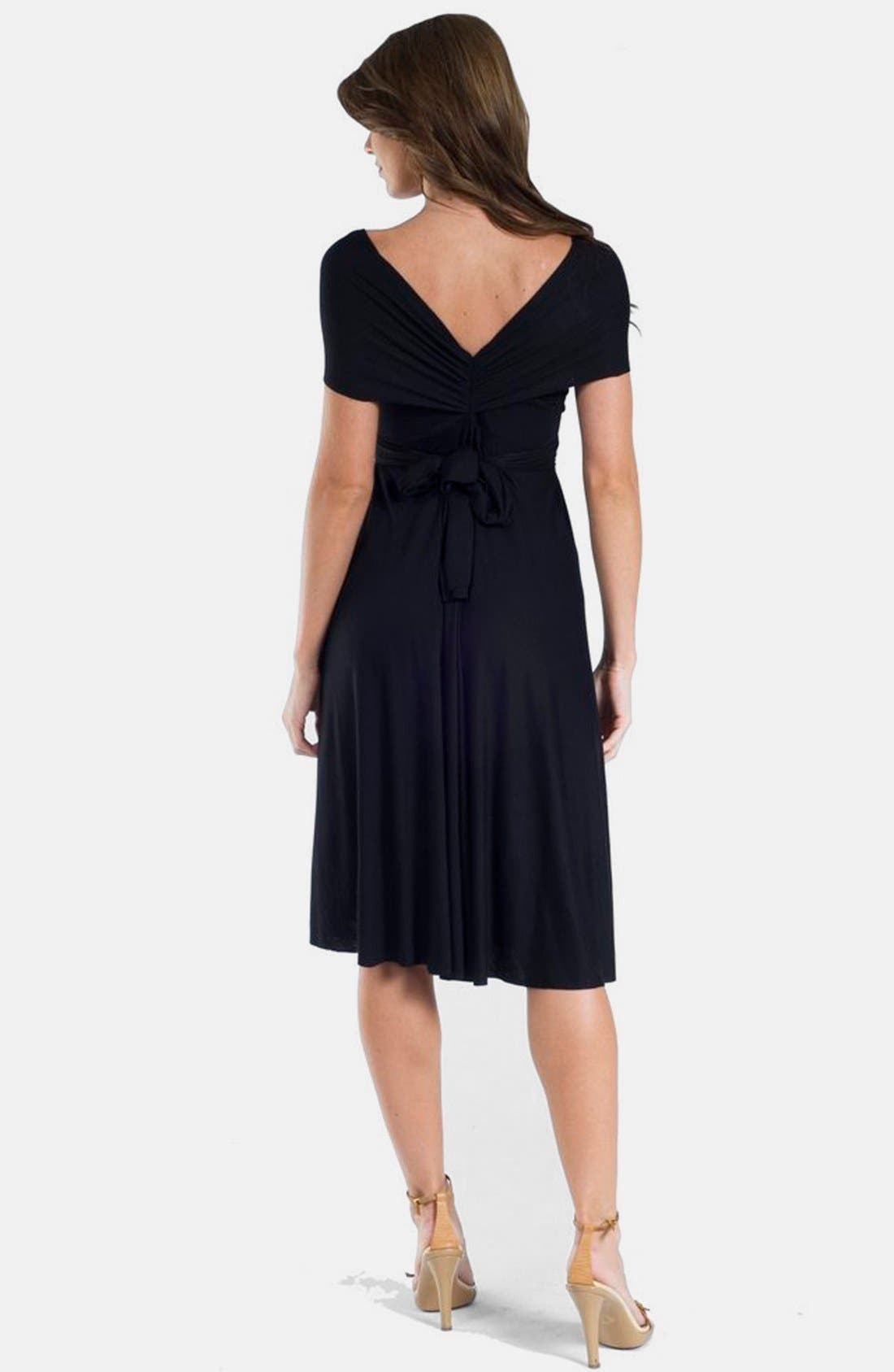 Alternate Image 9  - Elan Convertible Cover-Up Dress