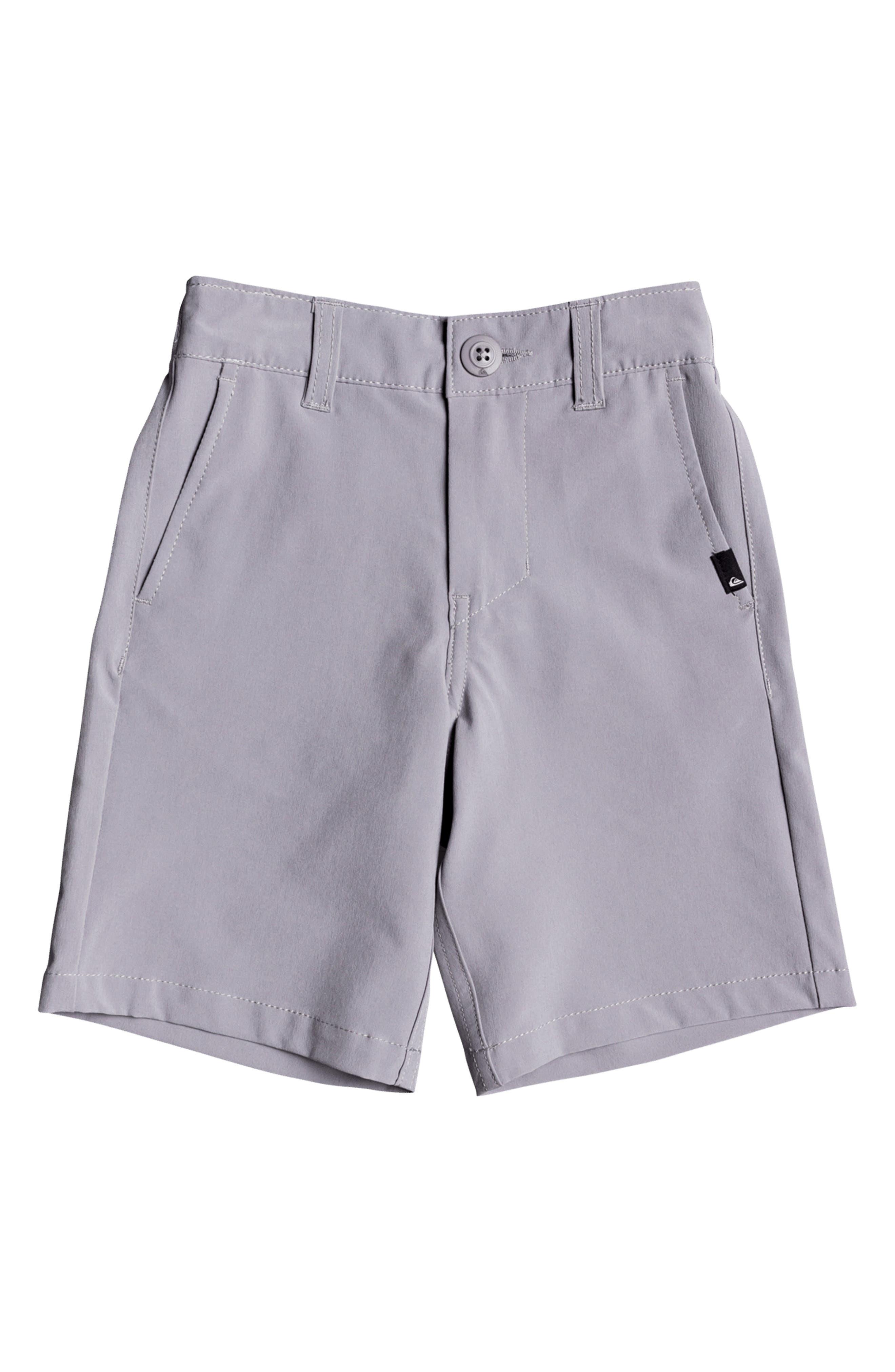 Quiksilver Boys Towel Short Youth Fleece Bottom Casual