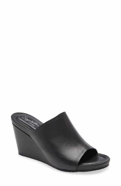 Seychelles Perky Wedge Slide Sandal (Women)