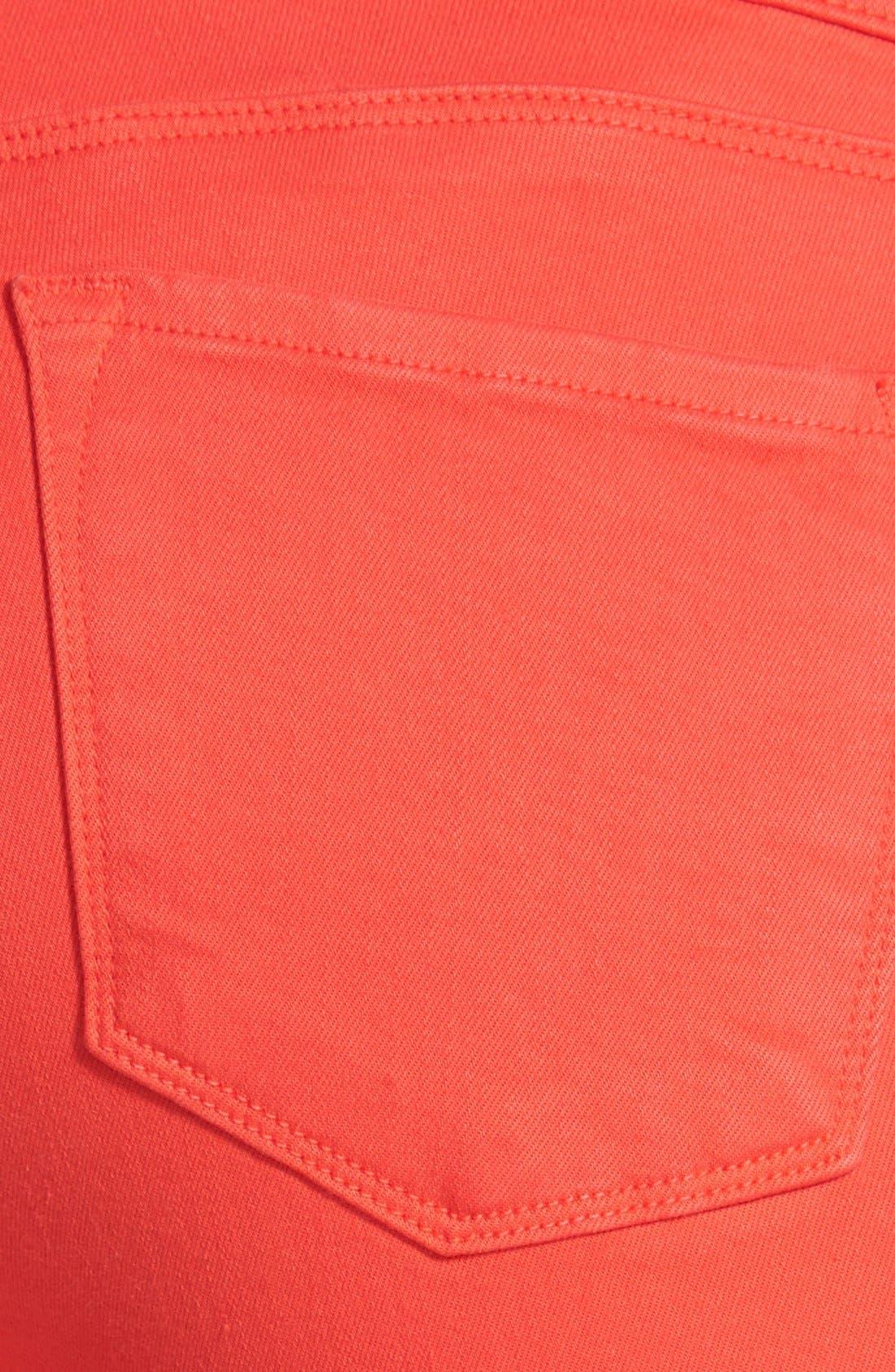 Alternate Image 3  - J Brand Low Rise Ankle Skinny Jeans