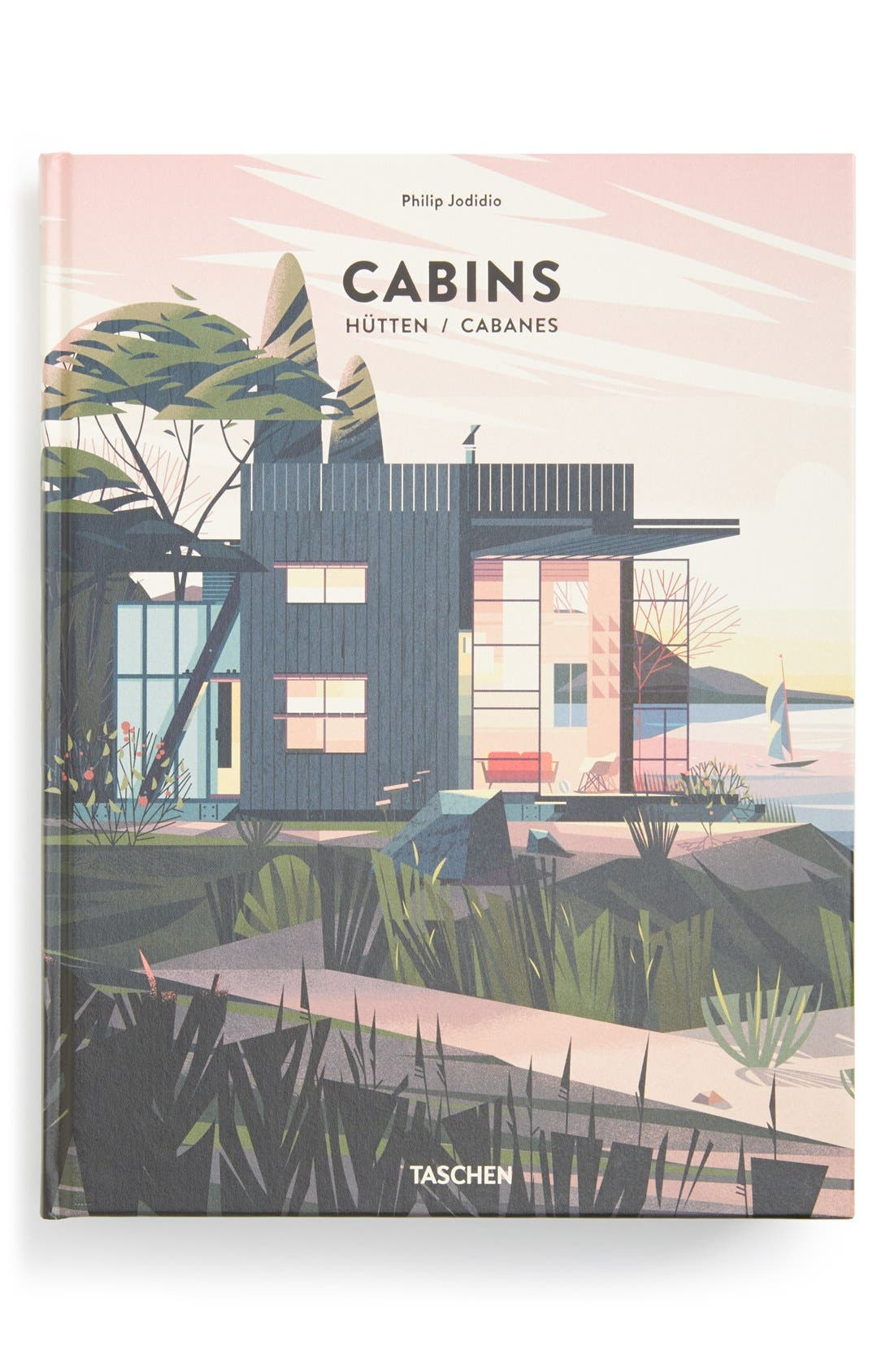 Alternate Image 1 Selected - 'Cabins' Book